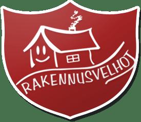 Rakennusliike, Imatra, saneeraus, laatoitus vedeneristys, kylpyhuoneremontti kirvesmies Logo